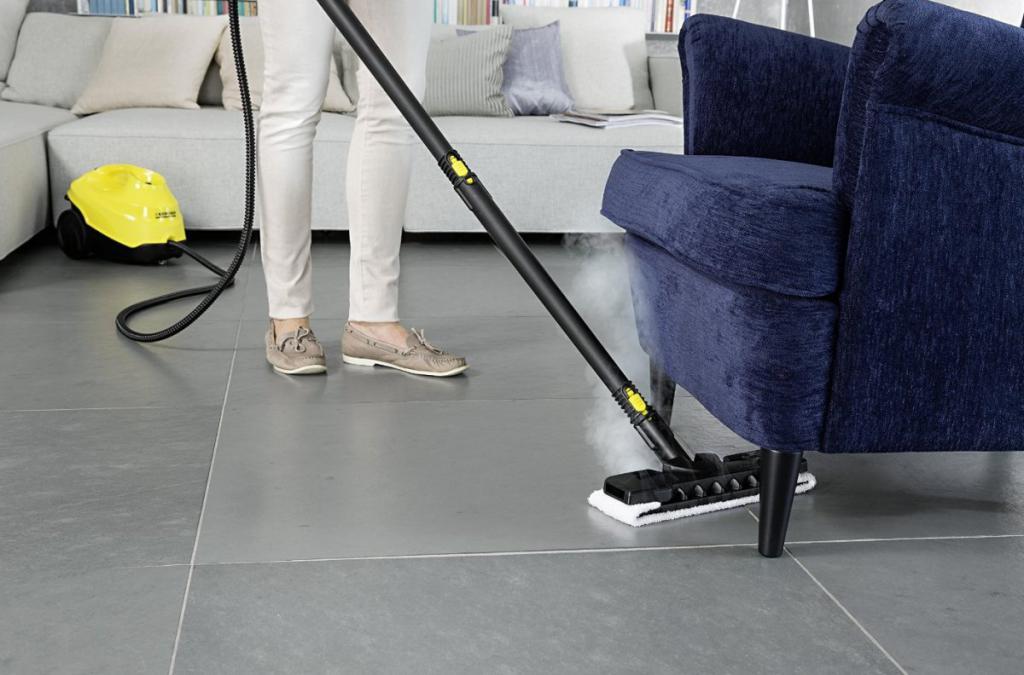 reinigen mit dampf lohnt sich ein dampfreiniger berhaupt. Black Bedroom Furniture Sets. Home Design Ideas